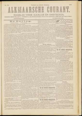 Alkmaarsche Courant 1914-12-17