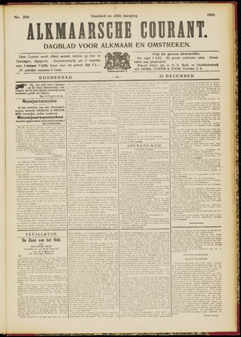 Alkmaarsche Courant 1909-12-23