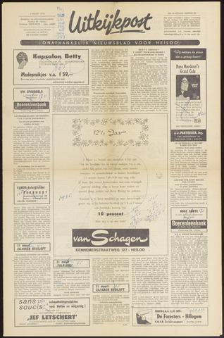 Uitkijkpost : nieuwsblad voor Heiloo e.o. 1970-03-04