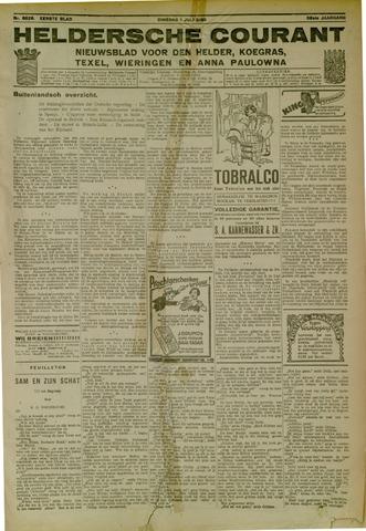 Heldersche Courant 1930-07-01