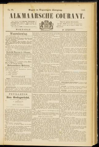 Alkmaarsche Courant 1897-08-18