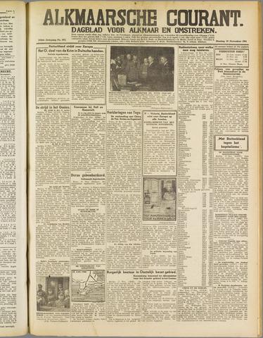 Alkmaarsche Courant 1941-11-18