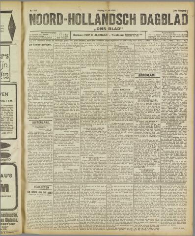 Ons Blad : katholiek nieuwsblad voor N-H 1922-07-11