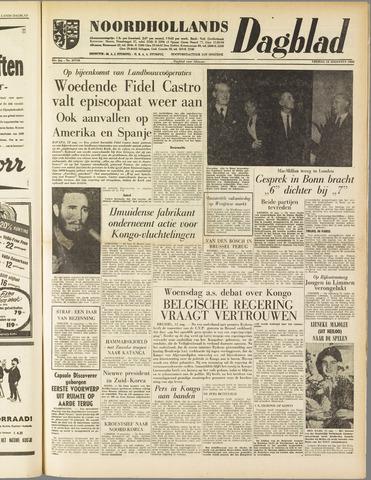 Noordhollands Dagblad : dagblad voor Alkmaar en omgeving 1960-08-12