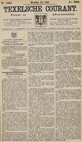 Texelsche Courant 1900-07-15