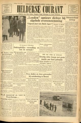 Heldersche Courant 1954-10-01