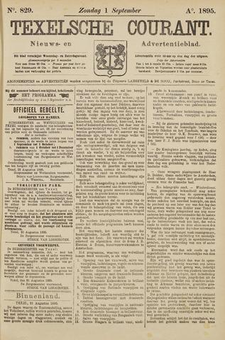 Texelsche Courant 1895-09-01