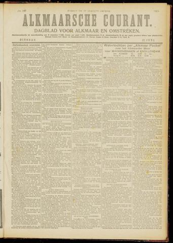 Alkmaarsche Courant 1919-06-17