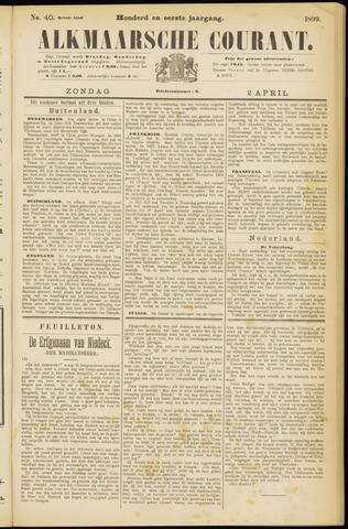 Alkmaarsche Courant 1899-04-02