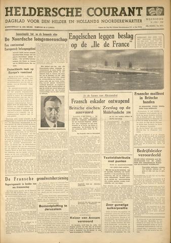 Heldersche Courant 1940-07-10