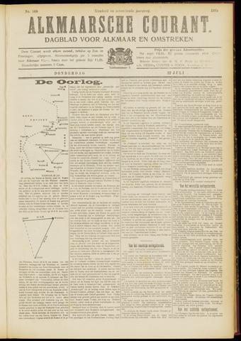 Alkmaarsche Courant 1915-07-22