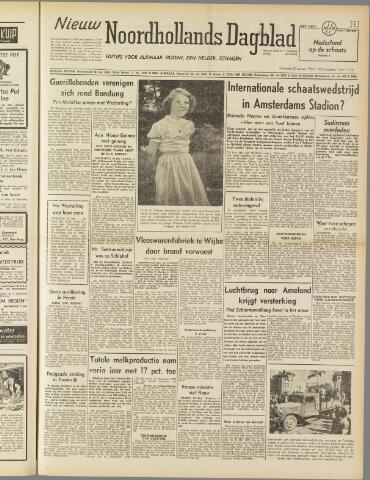 Nieuw Noordhollandsch Dagblad : voor Alkmaar en omgeving 1950-01-30