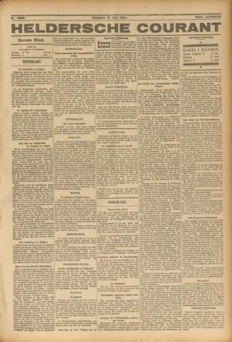 Heldersche Courant 1924-07-18