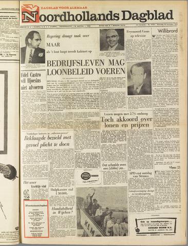 Noordhollands Dagblad : dagblad voor Alkmaar en omgeving 1962-11-10