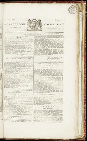 Alkmaarsche Courant 1825-10-10