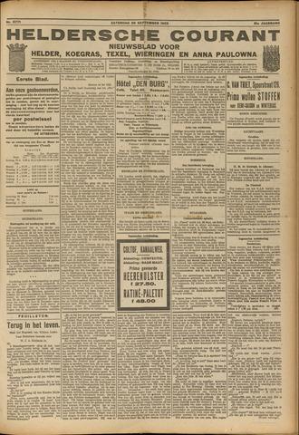 Heldersche Courant 1923-09-29