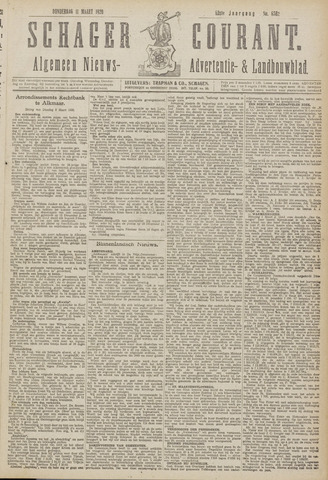 Schager Courant 1920-03-11