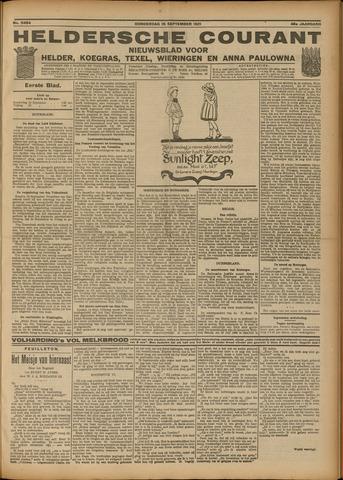 Heldersche Courant 1921-09-15