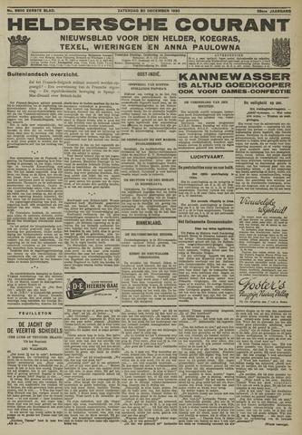 Heldersche Courant 1930-12-20