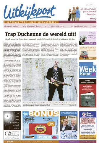 Uitkijkpost : nieuwsblad voor Heiloo e.o. 2012-08-08