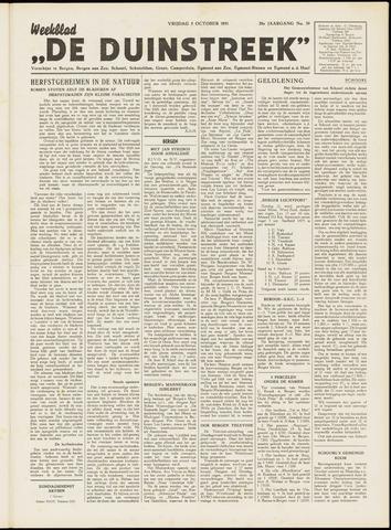 De Duinstreek 1951-10-05