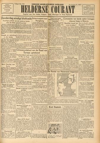Heldersche Courant 1949-05-06