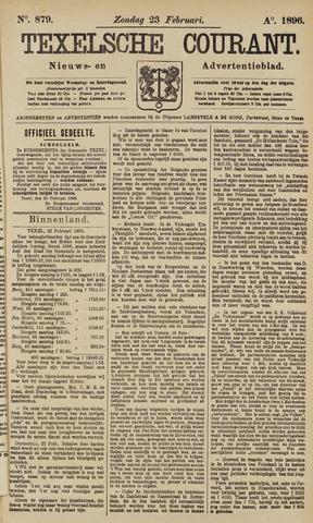 Texelsche Courant 1896-02-23
