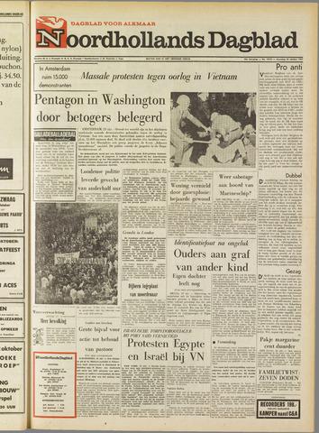Noordhollands Dagblad : dagblad voor Alkmaar en omgeving 1967-10-23