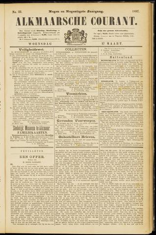 Alkmaarsche Courant 1897-03-17