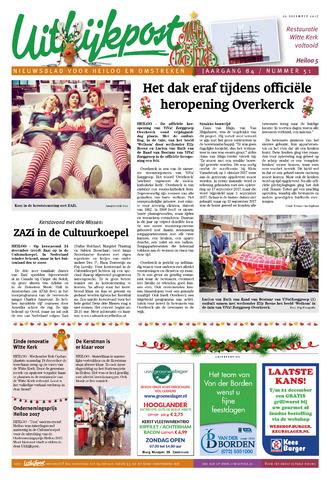 Uitkijkpost : nieuwsblad voor Heiloo e.o. 2017-12-20