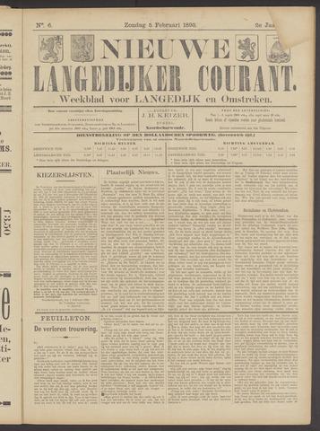 Nieuwe Langedijker Courant 1893-02-05