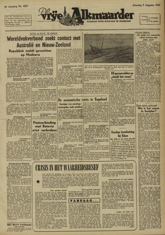 De Vrije Alkmaarder 1947-08-09