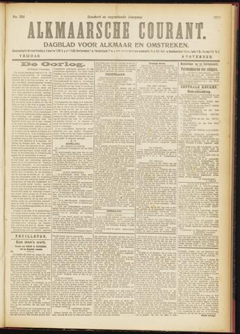 Alkmaarsche Courant 1917-11-09