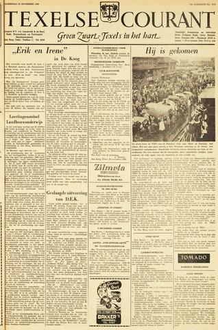 Texelsche Courant 1960-11-30