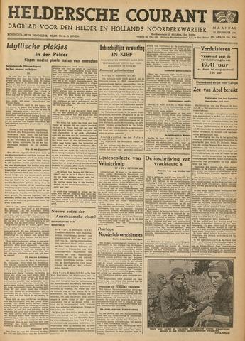 Heldersche Courant 1941-09-22