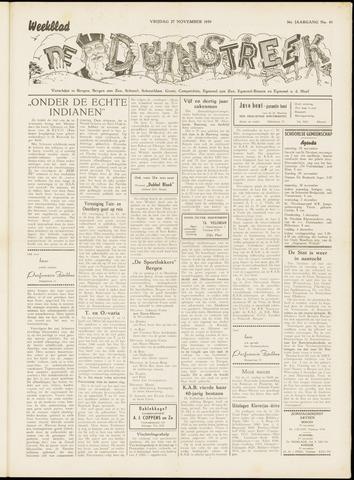 De Duinstreek 1959-11-27