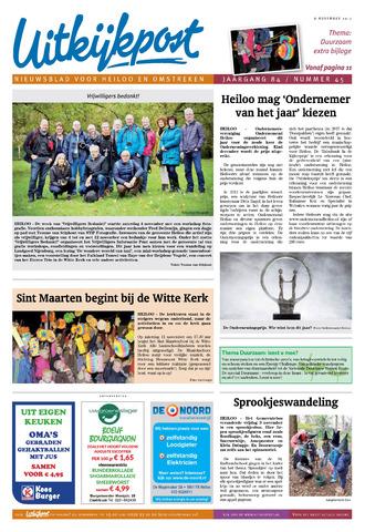 Uitkijkpost : nieuwsblad voor Heiloo e.o. 2017-11-08