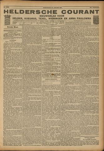 Heldersche Courant 1921-01-20