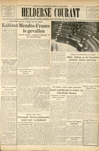Heldersche Courant 1955-02-05
