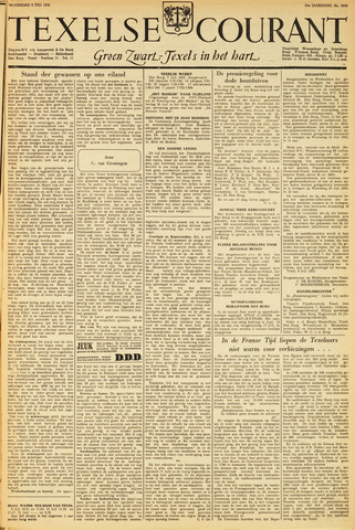 Texelsche Courant 1952-07-09
