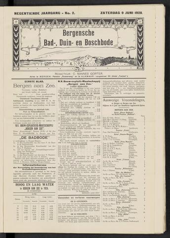 Bergensche bad-, duin- en boschbode 1928-06-09