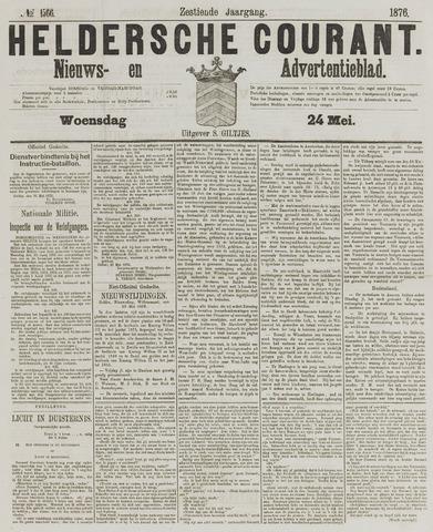 Heldersche Courant 1876-05-24