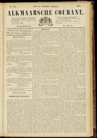 Alkmaarsche Courant 1881-05-25