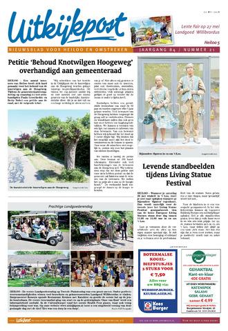 Uitkijkpost : nieuwsblad voor Heiloo e.o. 2018-05-23