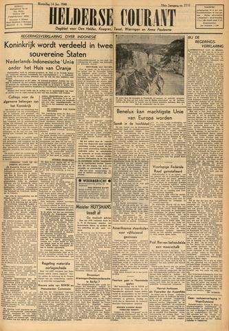 Heldersche Courant 1948-01-14
