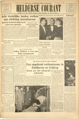 Heldersche Courant 1954-11-06
