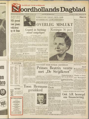 Noordhollands Dagblad : dagblad voor Alkmaar en omgeving 1965-04-29