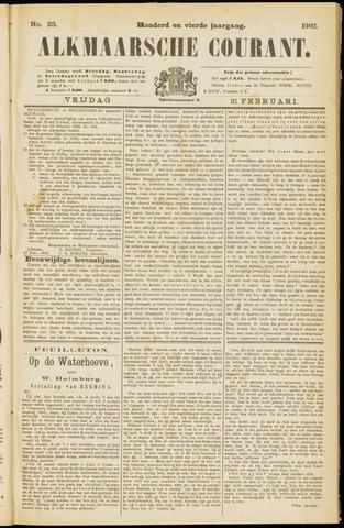 Alkmaarsche Courant 1902-02-21