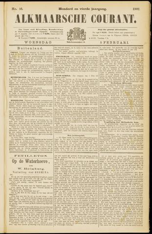 Alkmaarsche Courant 1902-02-05