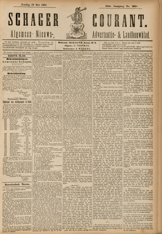 Schager Courant 1901-05-19